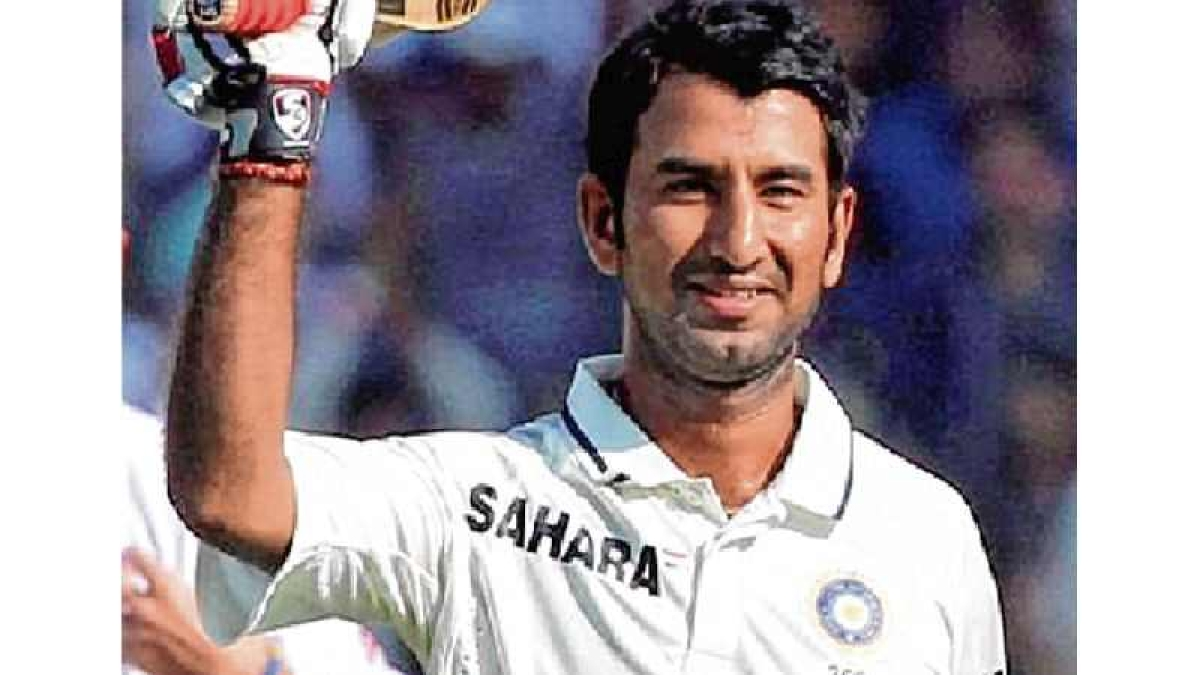 BCCI recommends Pujara for Arjuna award