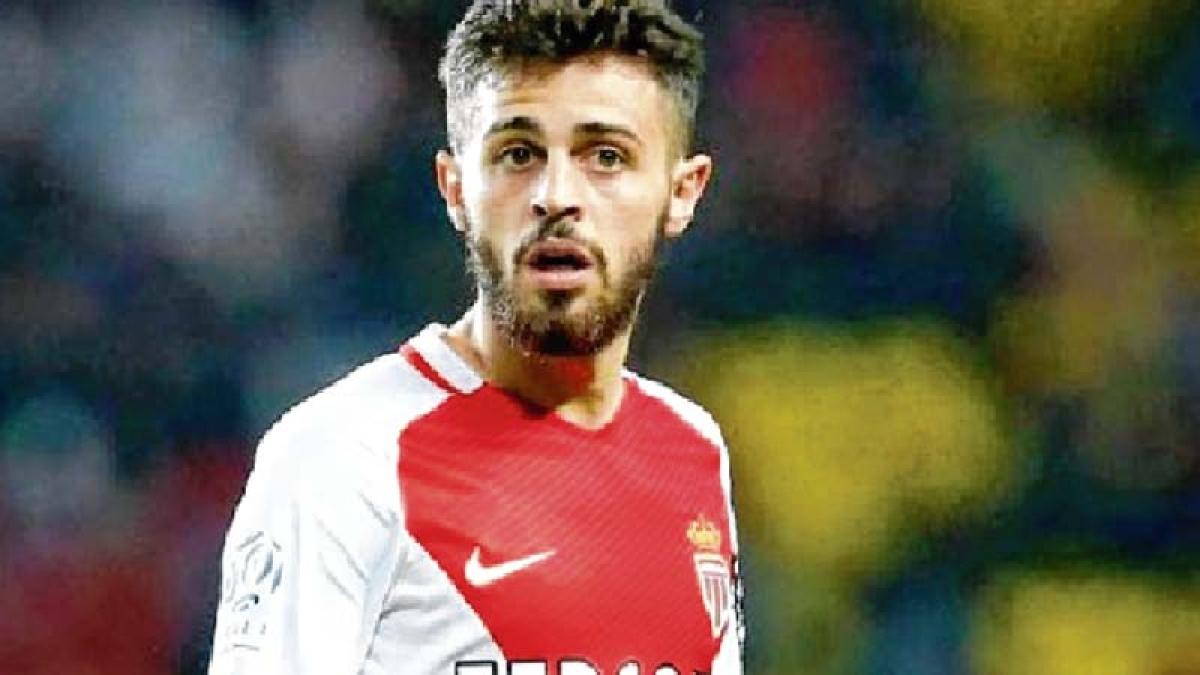 Monaco's Bernardo Silva agrees to join Man City