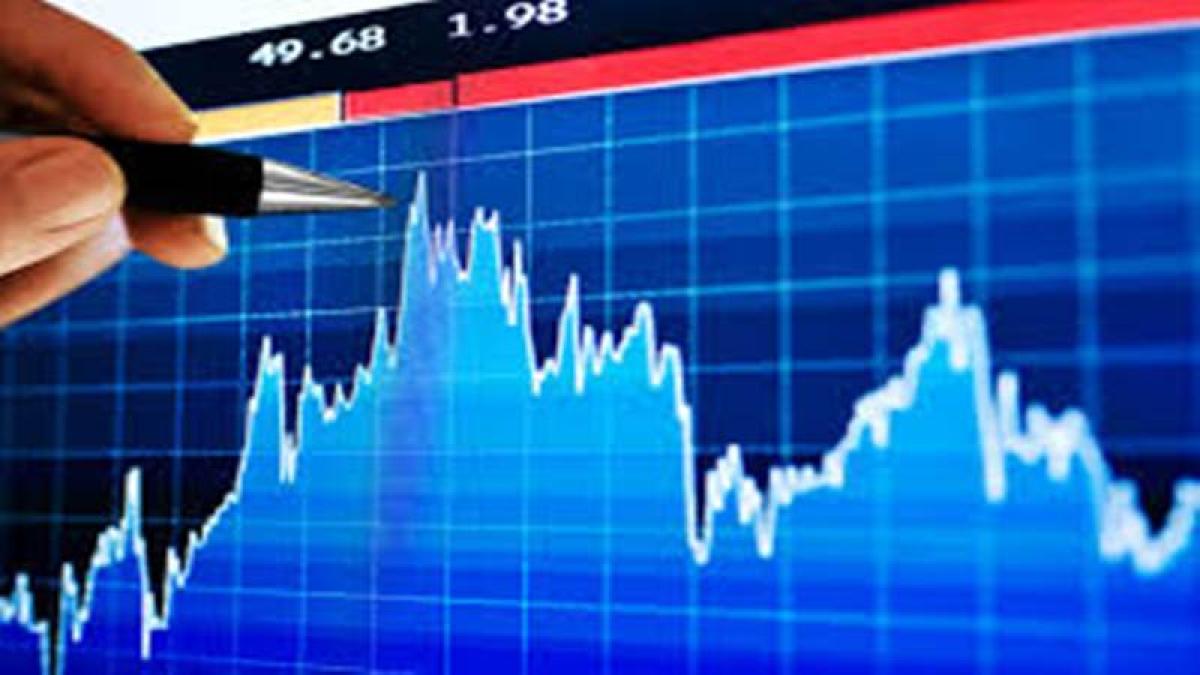 Equity markets slip, healthcare stocks plunge