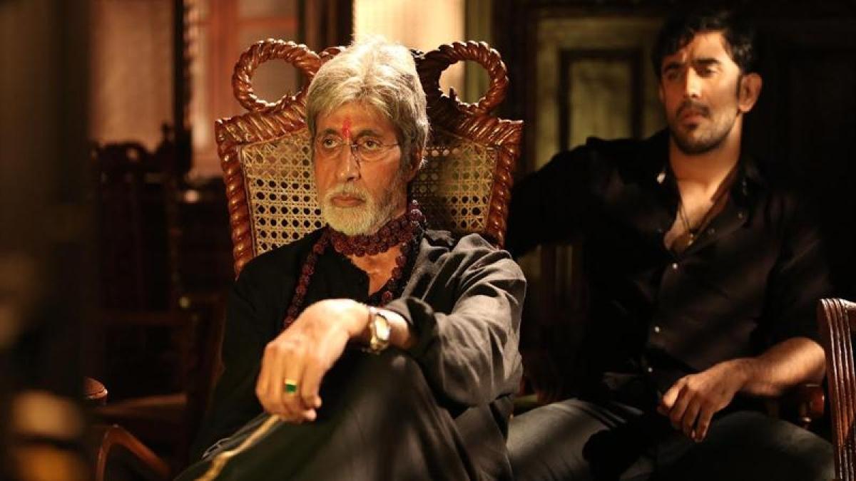 Too feeble and unaccomplished to be grand: Sarkar 3
