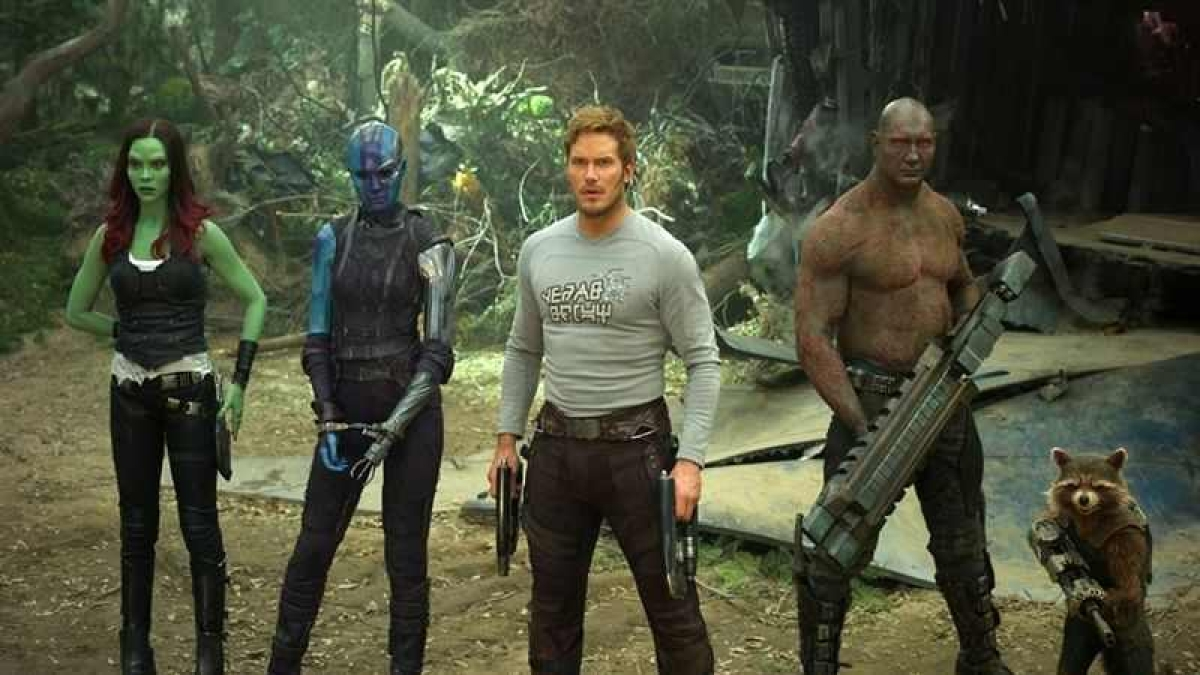 Guardians of the Galaxy 2: Funny & visually spectacular sci fi fantasy