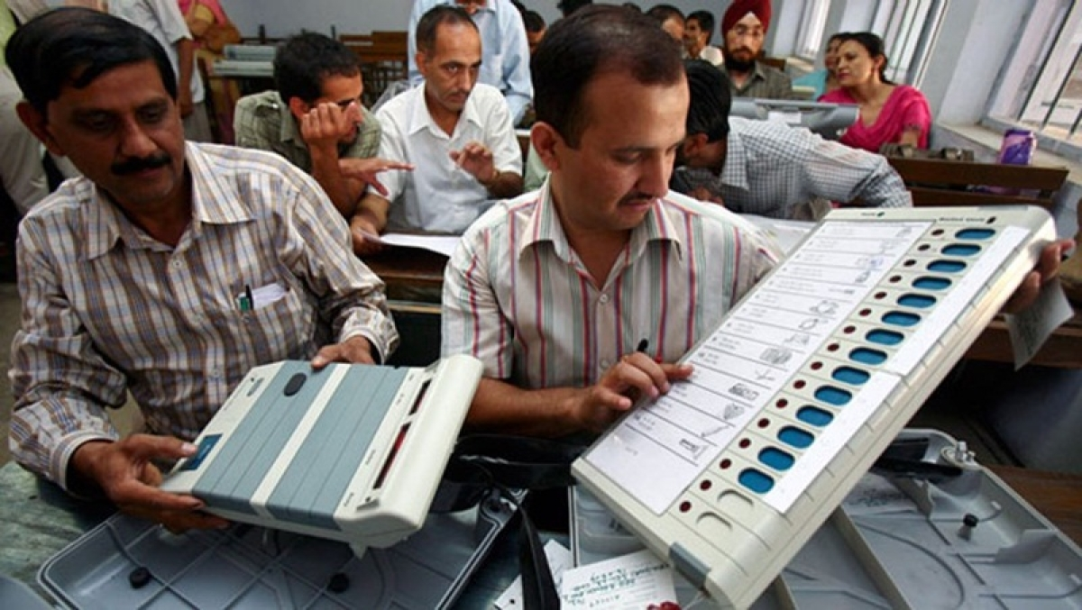 Assam EVM controversy: My driver simply helped polling officials, says BJP candidate Krishnendu Paul