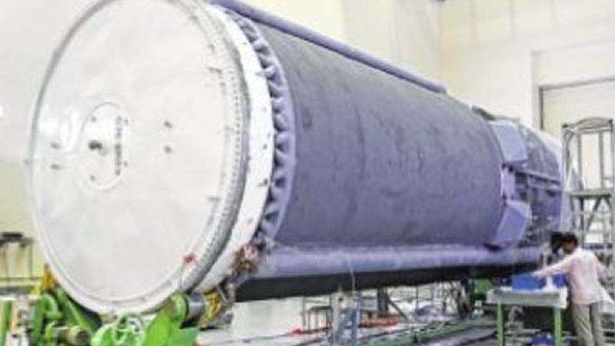 ISRO braces for 'monster' rocket launch