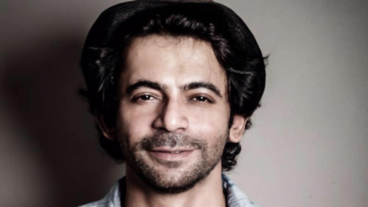 Sunil Grover new show 'The Comedy Family' poster is out