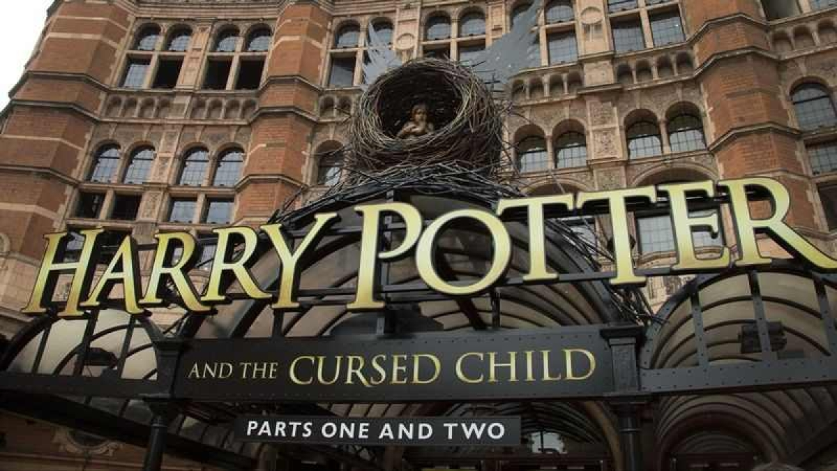 Harry Potter and the Cursed Child to open on Broadway in 2018