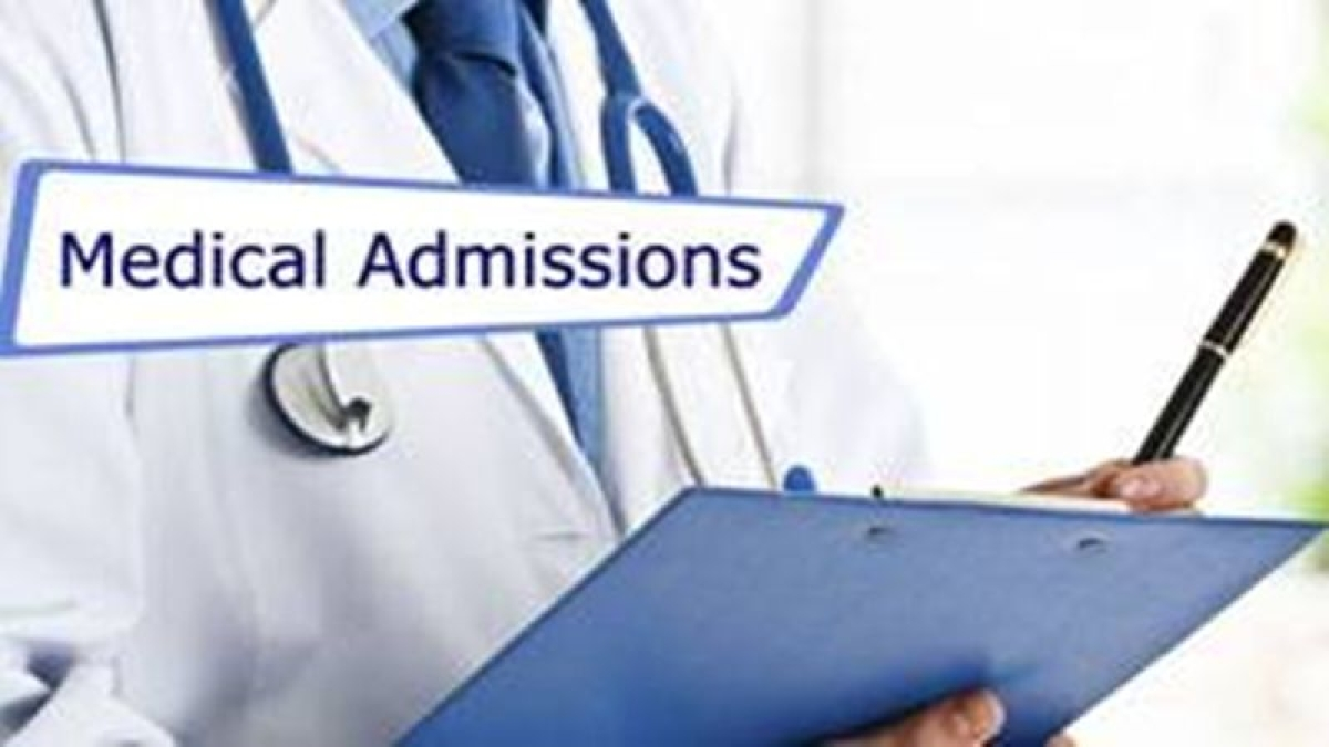 Three booked for taking Rs 47 lakh from Med college aspirant