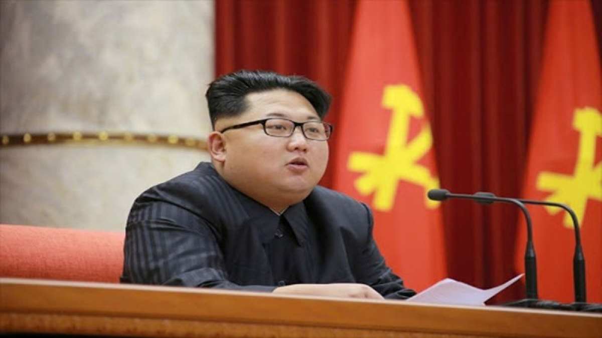 N Korea accuses CIA of plot to assassinate Kim Jong-Un