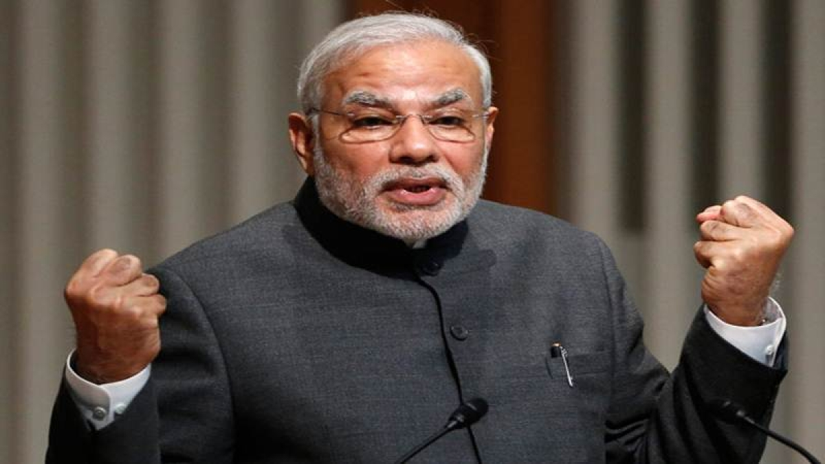 PM Modi reviews GST roll-out status from July 1