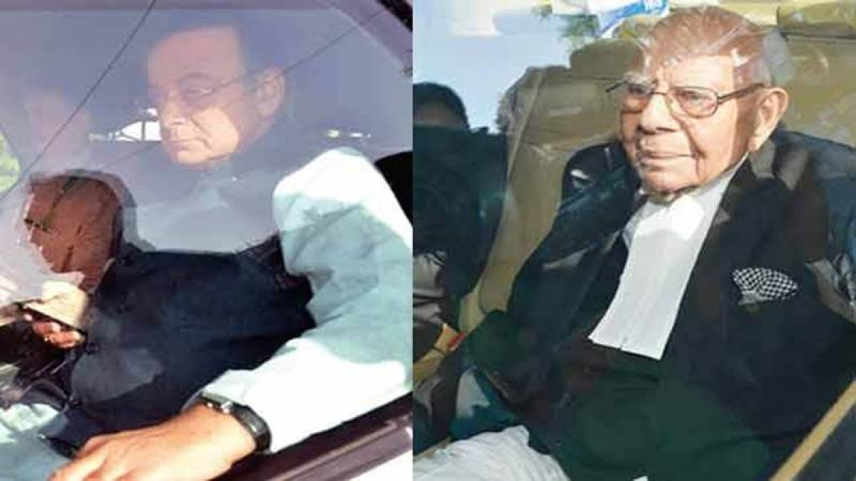 Jaitley, Jethmalani clash in High Court in defamation case