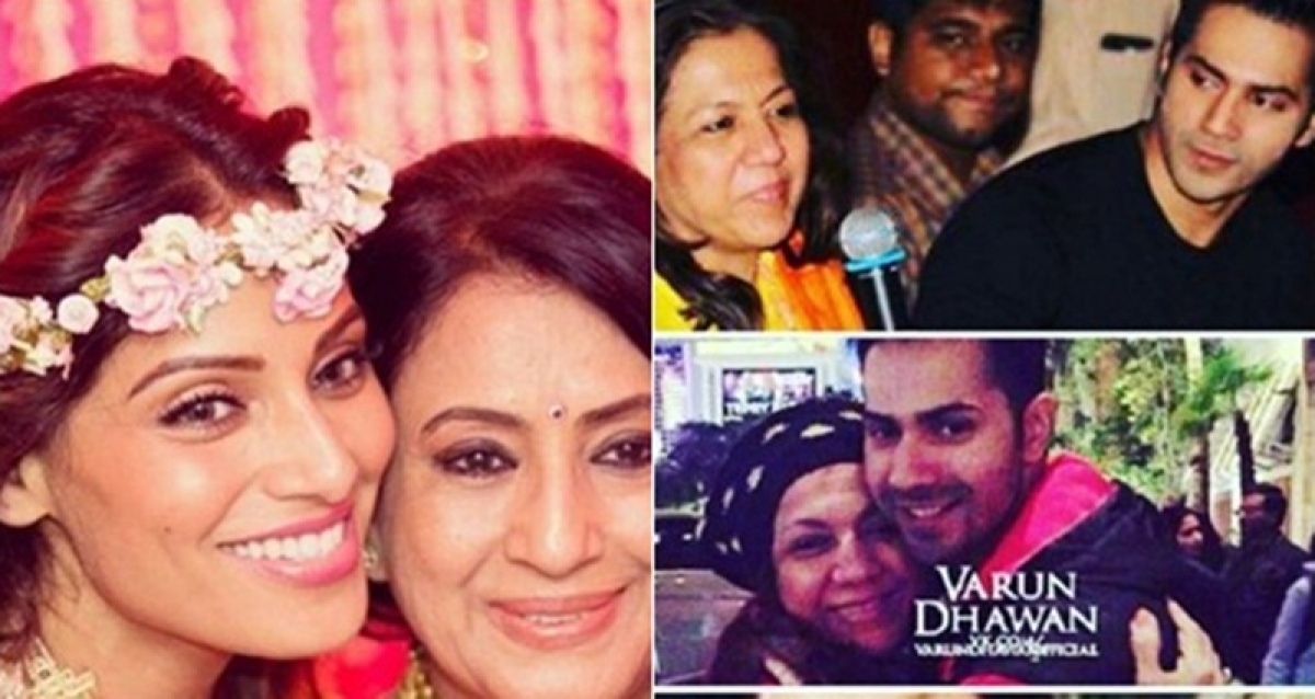 Mother's Day 2017: From Madhuri Dixit to Shraddha Kapoor, Bollywood celebs share nostalgic pictures