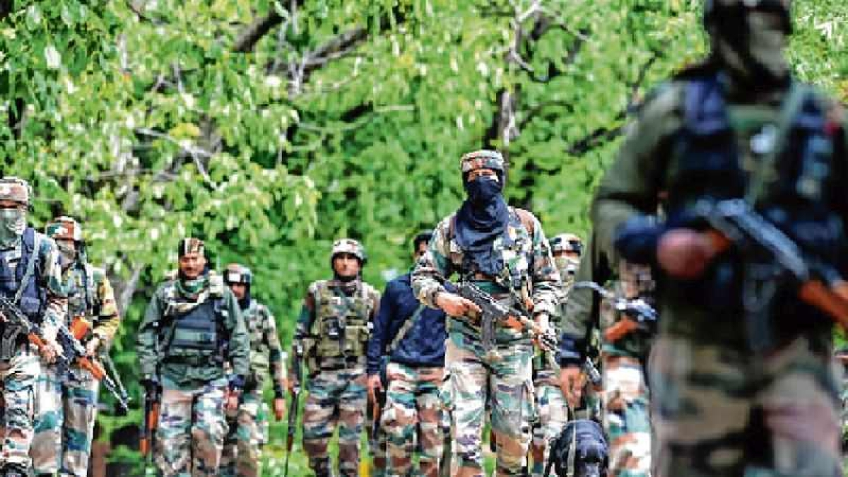 Kashmir: Army launches massive hunt for militants