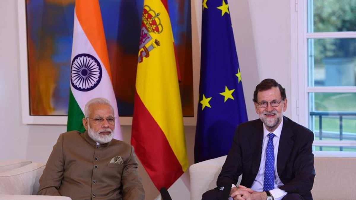 India, Spain sign 7 agreements
