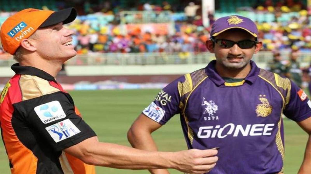 IPL 2017: KKR vs SRH eliminator clash. The big build-up