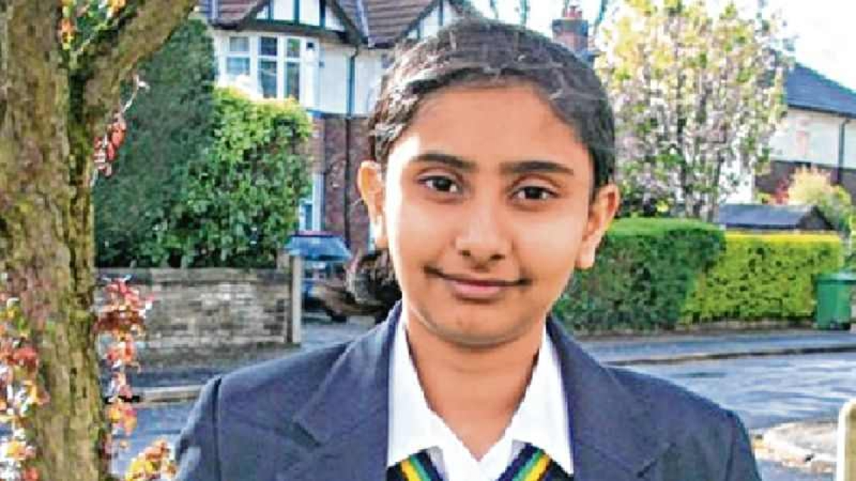 Indian-origin girl in UK gets 162 IQ points, more than Einstein's