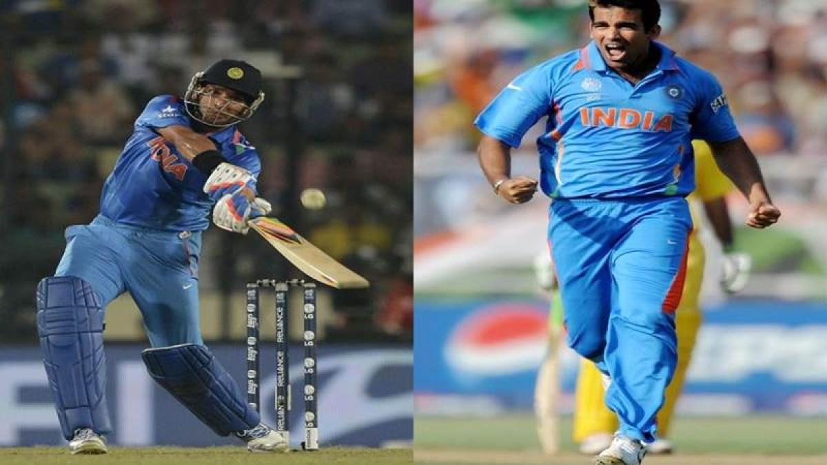 ICC Champions Trophy Flashback: Yuvraj Singh, Zaheer Khan make Aus-some entry