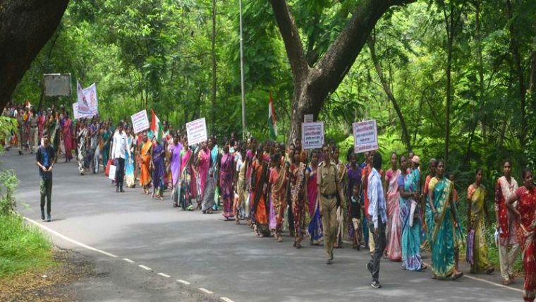 Police reimpose Section 144 in Aarey, to remain till Tuesday morning