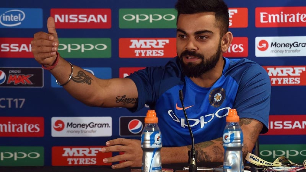 Kedar's spell made the difference, says skipper Kohli