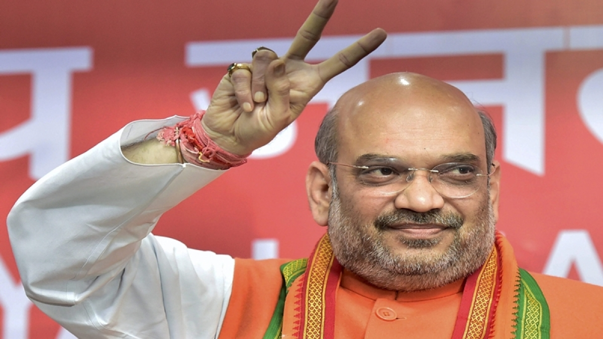 Amit Shah to lead BJP in 2019 LS polls