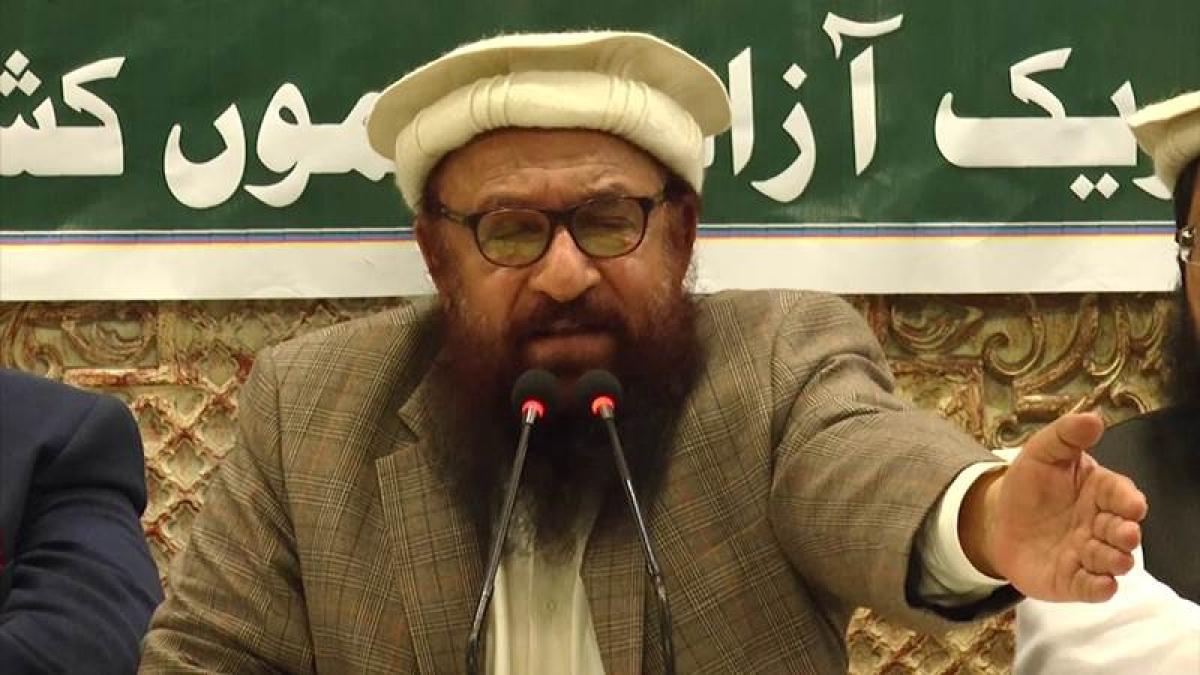 Mumbai terror attack mastermind Makki calls on Pak media to foster unrest in Kashmir