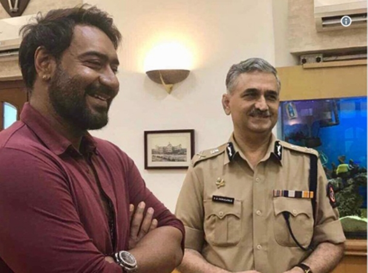 Watch Video: Ajay Devgn tells Mumbaikars how to fight cyber crime
