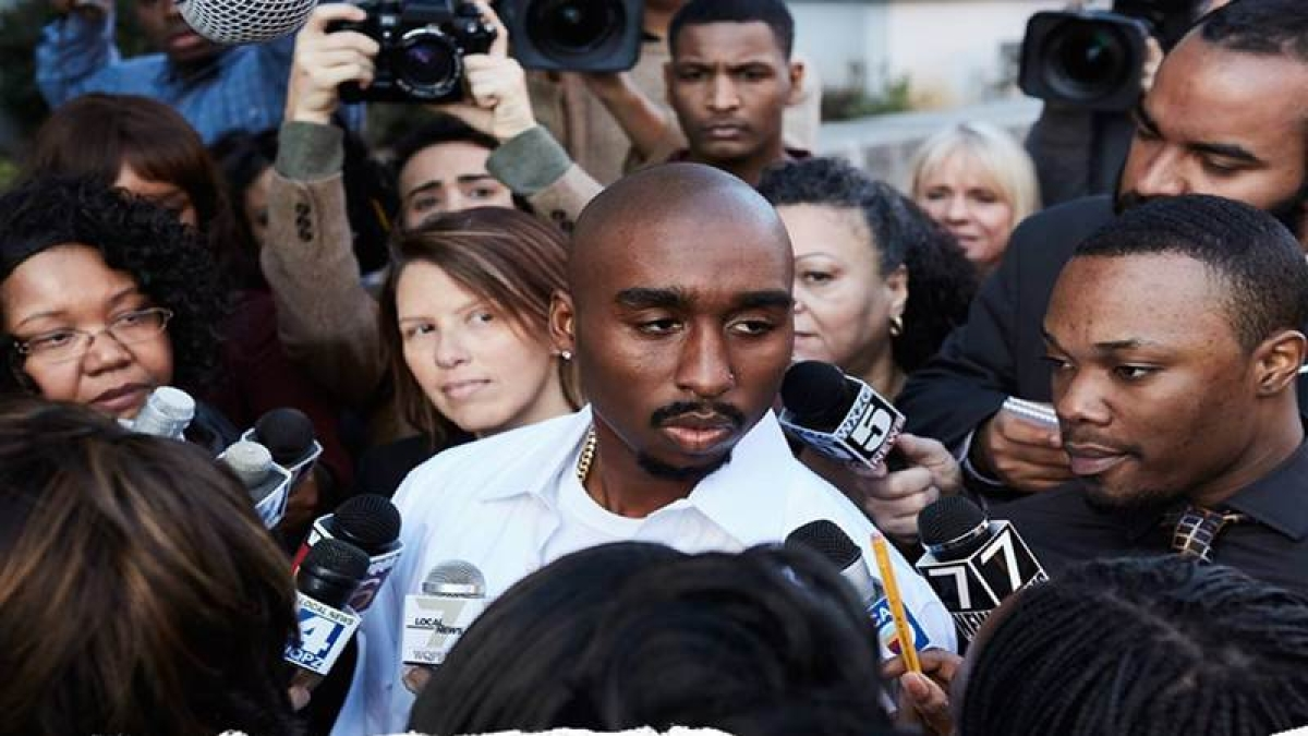 All Eyez on Me: Grim and gritty biopic