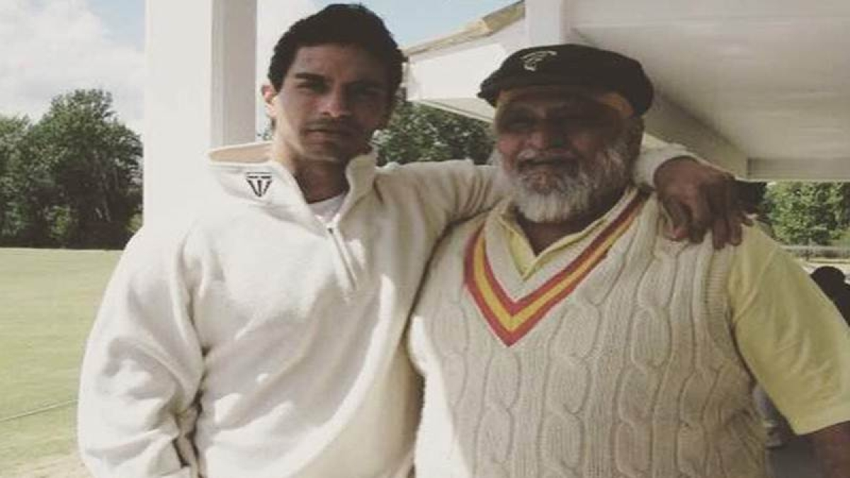 Angad all set to turn director for father Bishan Singh Bedi's documentary