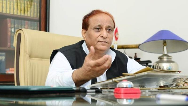Uttar Pradesh government approves filing of chargesheet against SP leader Azam Khan for anti-Army remark