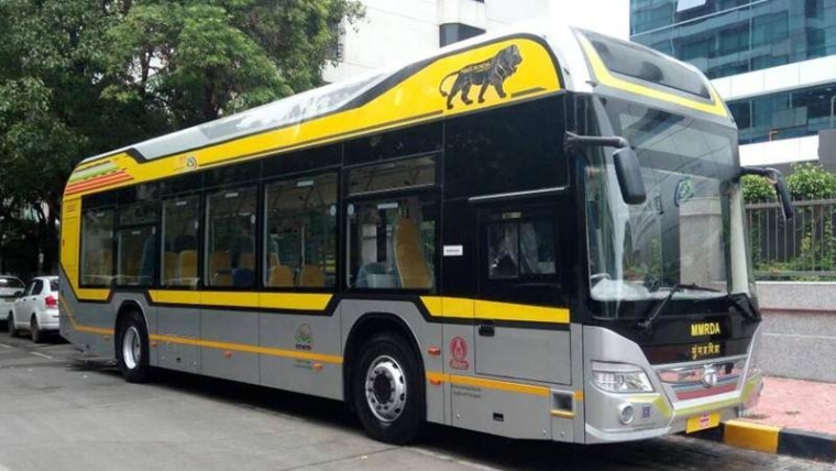Mumbai: Finally, MMRDA to run hybrid buses from Independence Day