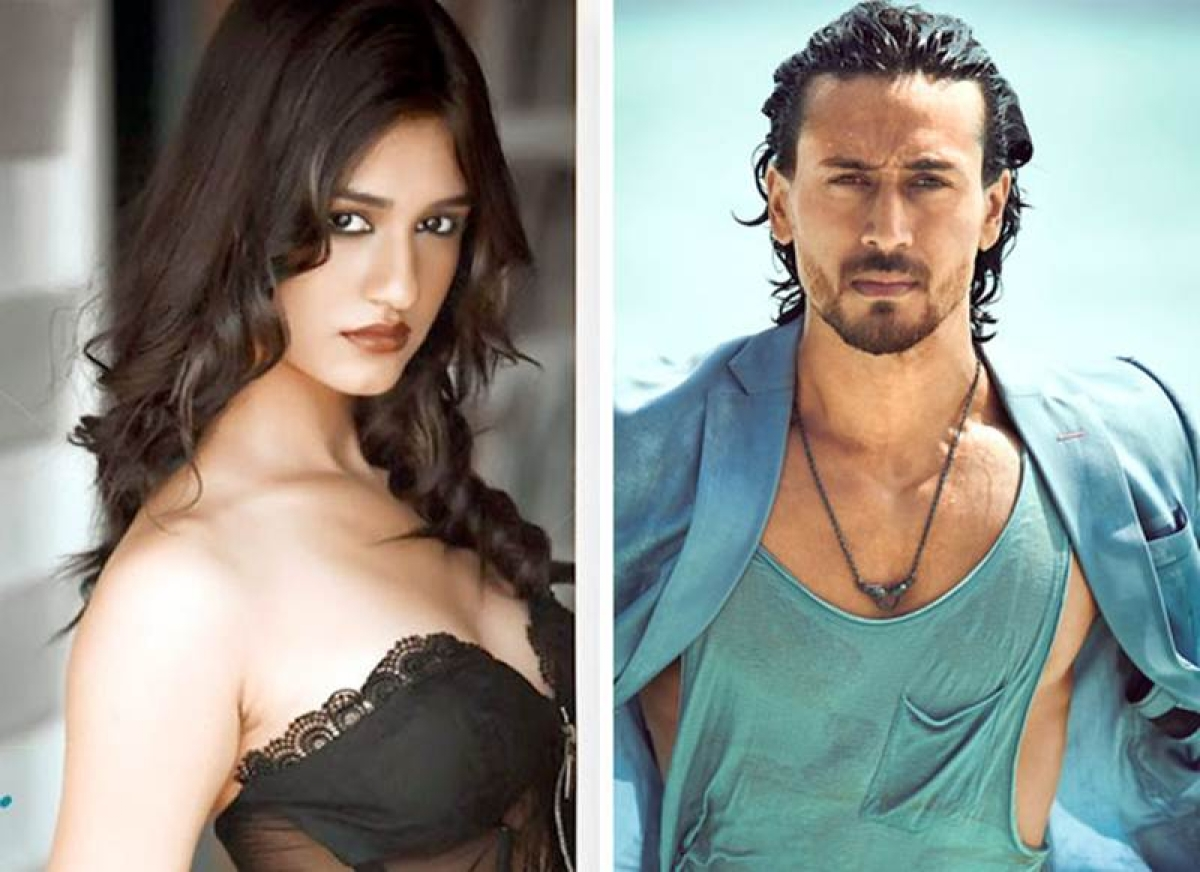 Disha Patani says it was tough to cope up with Tiger Shroff's energy level