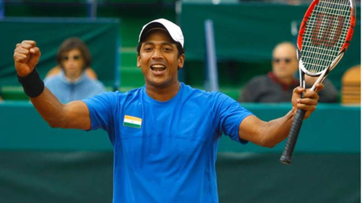 Indian tennis on the rise: Mahesh Bhupathi