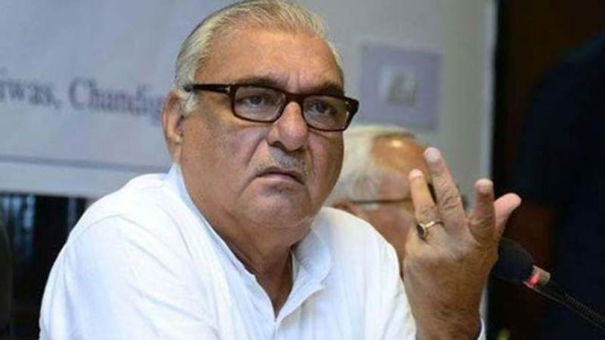 Former Haryana chief minister Bhupinder Singh Hooda booked in fresh land acquisition case