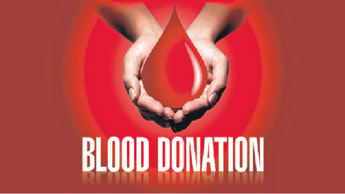 Rly stations turn into blood donation camps