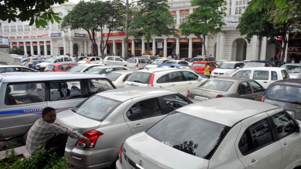 Parking in Connaught Place areas to cost more, NDMC to remove Rs 100 cap