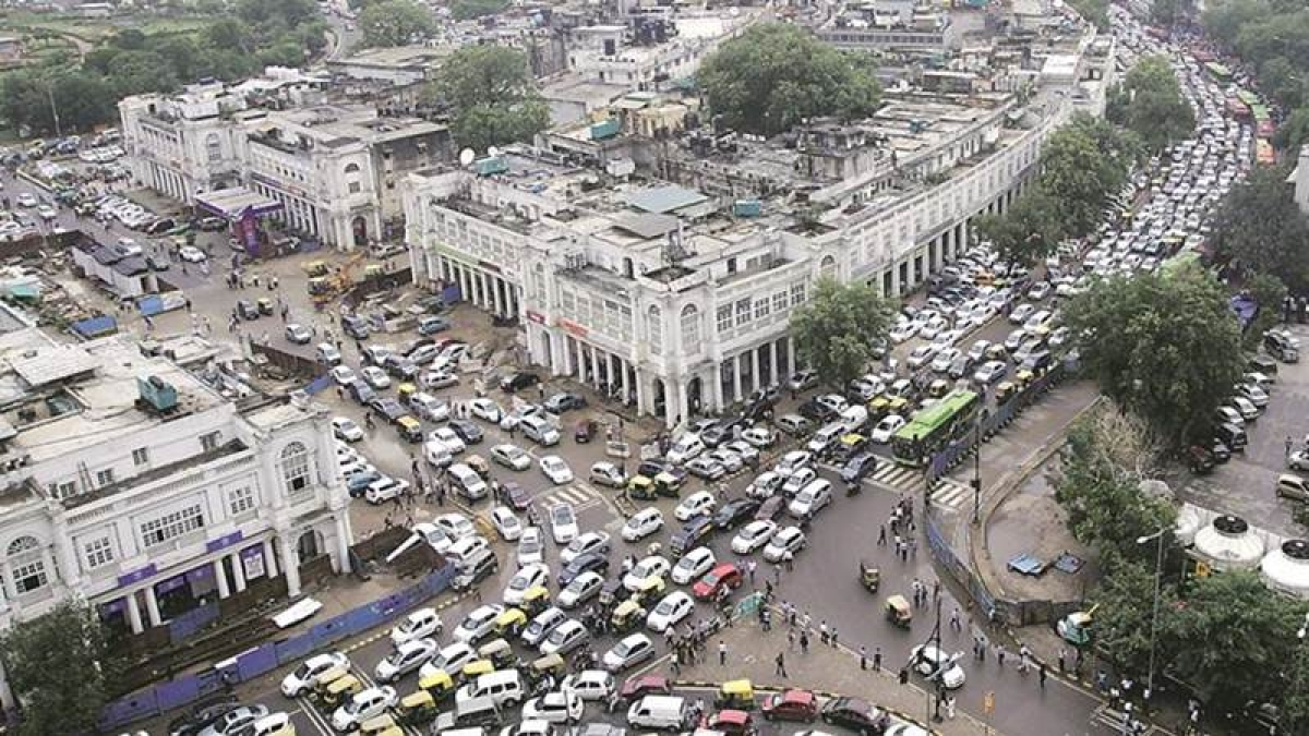 Connaught Place 9th most expensive office market in world; Mumbai lags