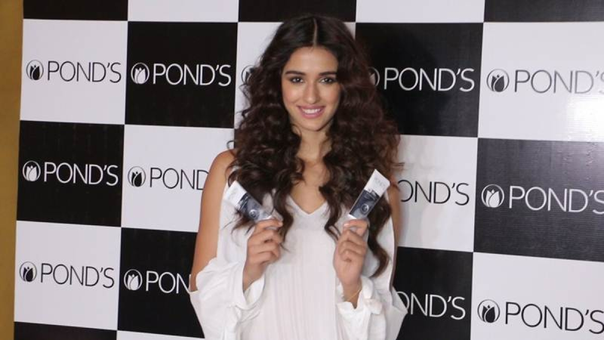 Disha Patani's essentials in her monsoon beauty bag