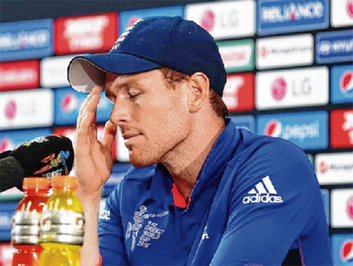 Eoin Morgan vows England will 'stay true' to beliefs