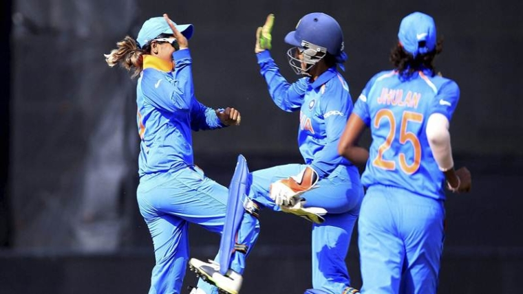 Icc Womens Championship South Africa Vs India 2018 2nd Odi