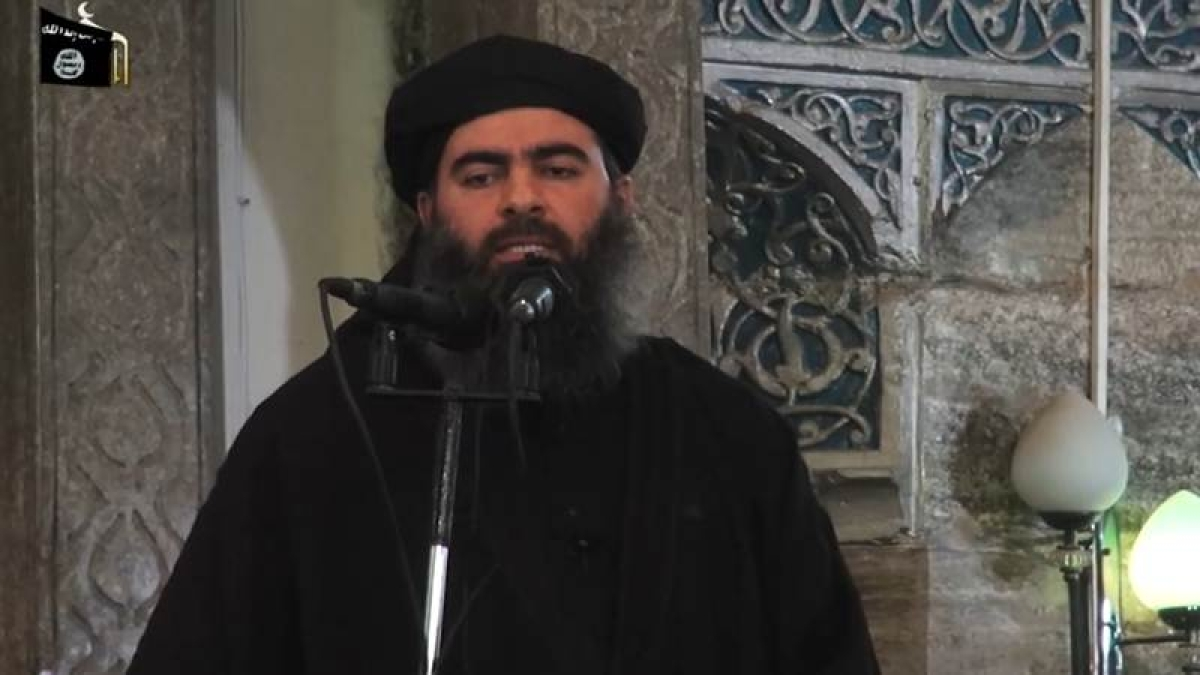 Russian army claims to have killed ISIS chief Abu Bakr al-Baghdadi
