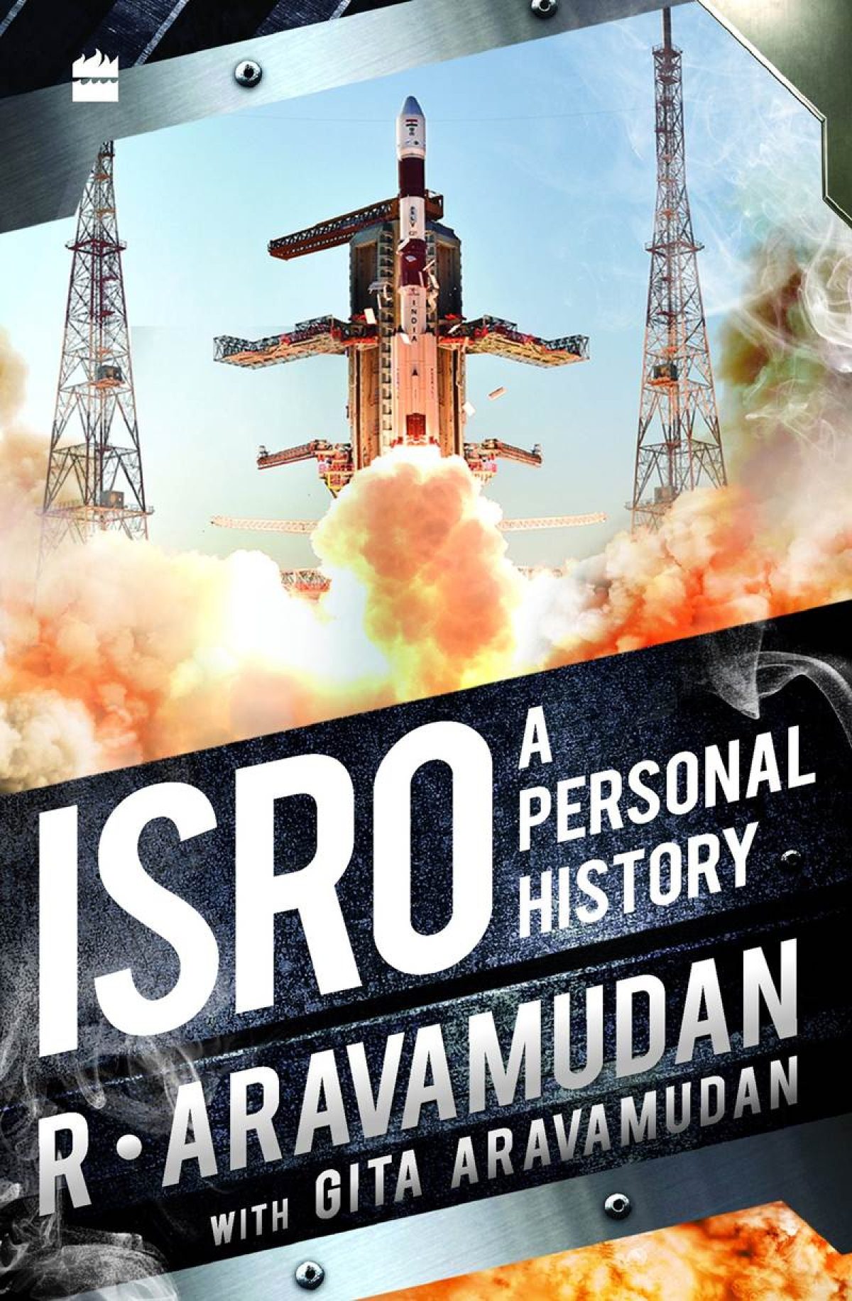 ISRO: A Personal History- Review