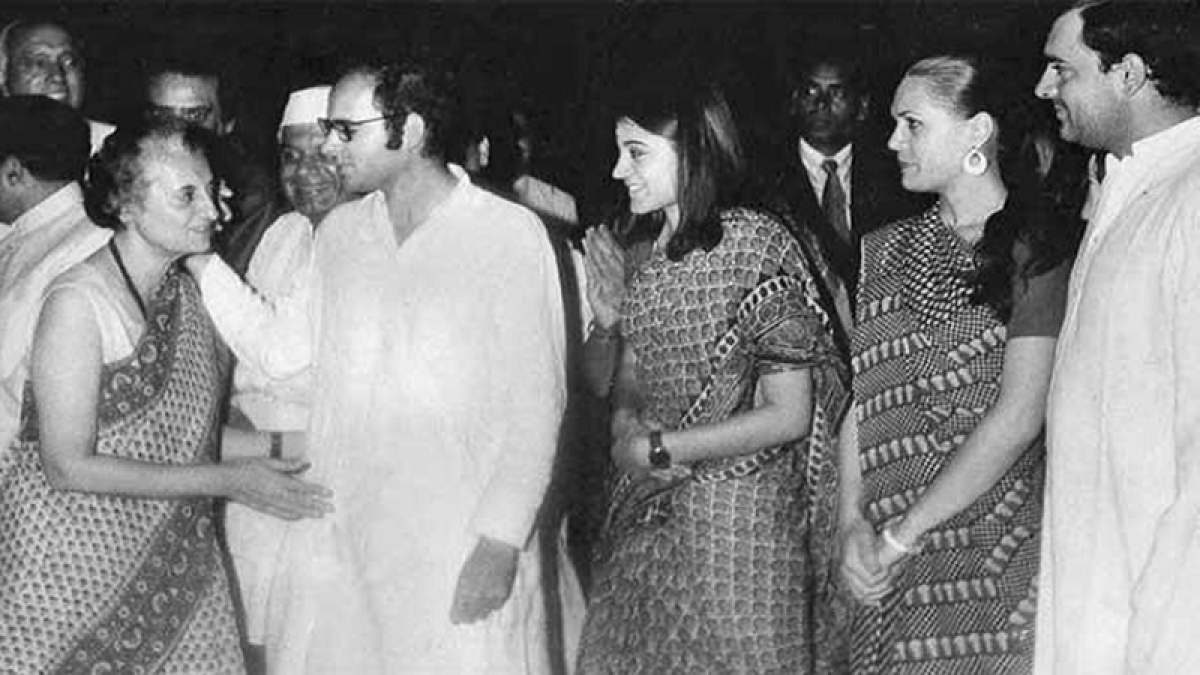 Love story of Sanjay Gandhi and Maneka Gandhi will melt your heart