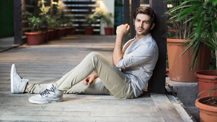 Happy consolidating my image of comic actor, says Kartik Aaryan