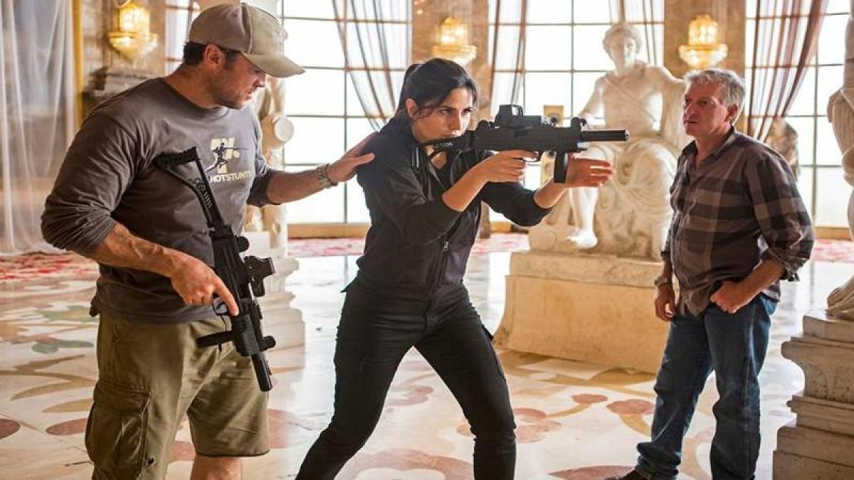 Tiger Zinda Hai: Tigress Katrina is all set to roar. Check it out