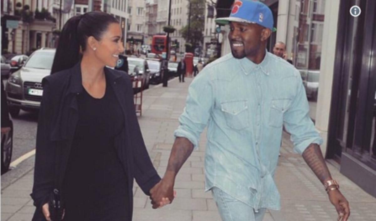Kim Kardashian posts birthday wish for `babe`Yeezy