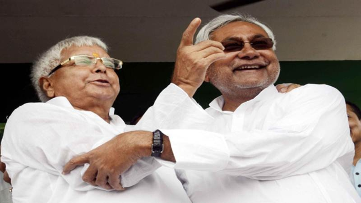 Nitish Kumar will ride out political storm