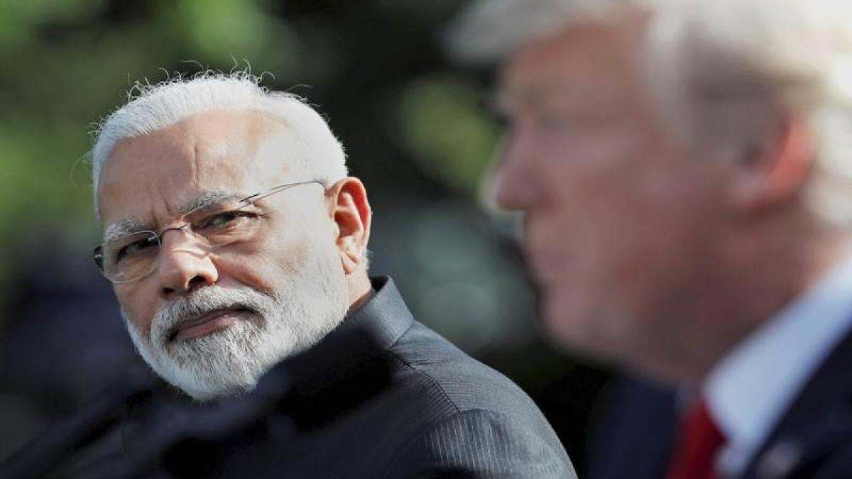 No discussion on H-1B visa during Modi-Trump meeting