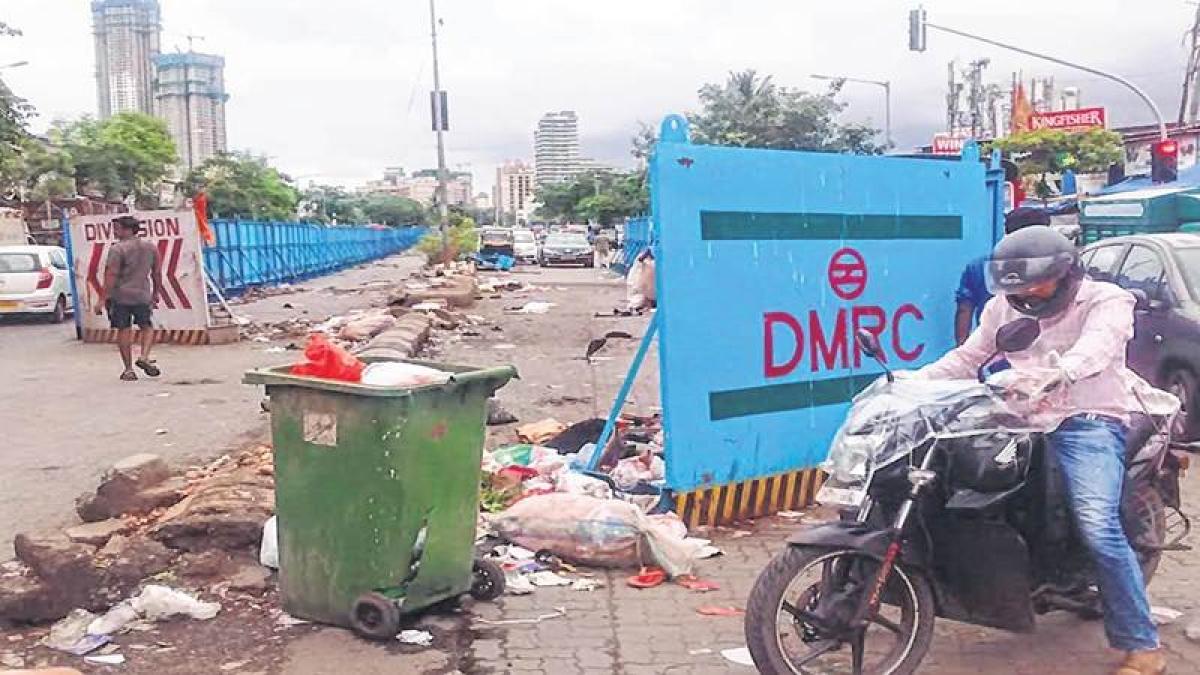 Mumbai: Metro III work to be halted for Ganpati