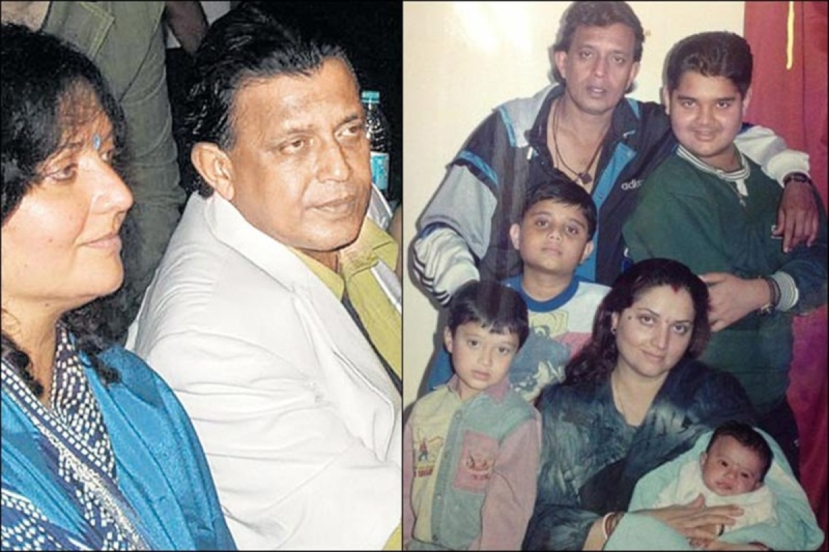 Mithun Chakraborty Birthday Special: Dancing star, family man and an entrepreneur