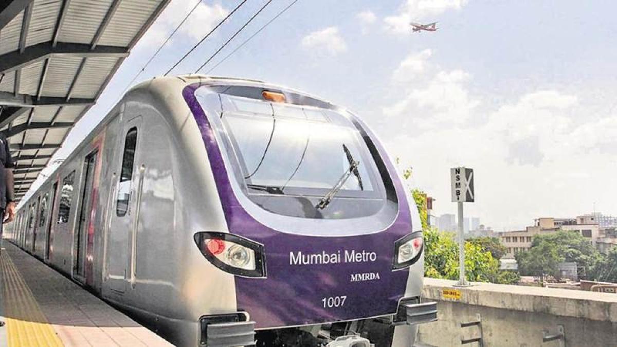 Mumbai Metro services disrupted between Versova and Andheri during peak hours