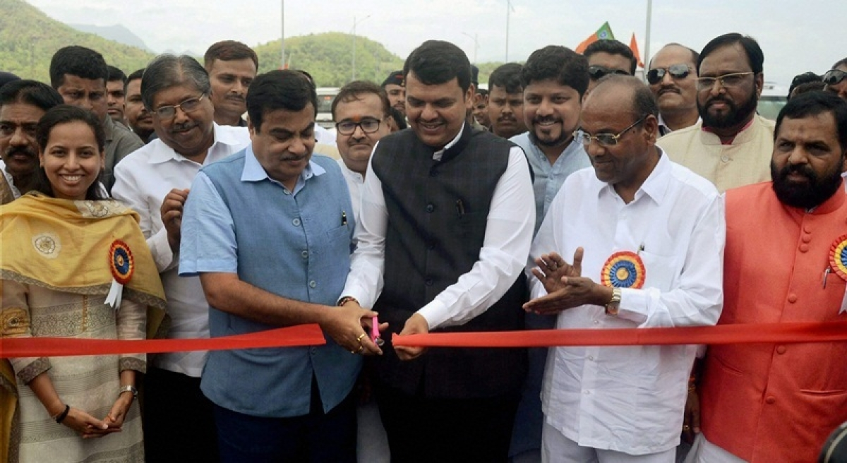 10 months after Mahad tragedy, new bridge on Savitri River opens for traffic