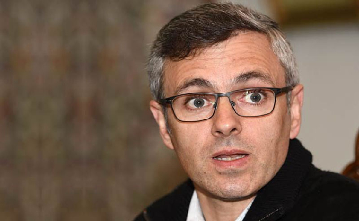 Centre using SPG to spy on leaders, accuses Omar Abdullah
